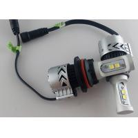 Quality 12000 Lumen CREE XHP50 LED Headlight Bulbs Extremely Bright for 12V / 24V Cars wholesale