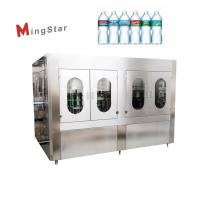 Quality Automatic Industrial Plastic Bottle Filling And Sealing Machine For Drinking Water wholesale