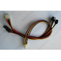 Quality Low Profile Latching SATA Power Cable , Locking SATA Extension Cable For Data Transfer wholesale