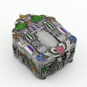 Quality Custom Luxury Jewelry Box Fancy Gift Packaging Box wholesale