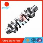 Quality Isuzu 4HE1 crankshaft OEM standard 8-97352-534-3 used for excavator wholesale