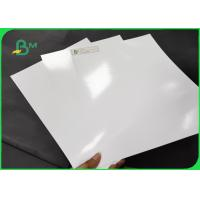 Cheap RC Glossy Photo Paper 200g 914mm * 30m Resin Coated Pigment Ink For Printing for sale