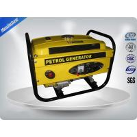 Quality Home Petrol 950/ 2500 Series Small Gas Generator Cold Rolled Steel Rated Output 5.5HP wholesale