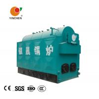 Quality Single Drum Industrial Coal Fired Steam Boiler Yinchen Brand DZL Series wholesale