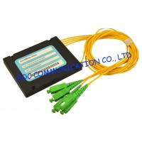 Quality Coarse Wavelength Division Multiplexer , High Speed 4 Channel Cwdm Module wholesale