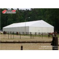 Quality Amazing Marquee Event Tent , Wedding Party Tent With Lining Curtains Decoration wholesale