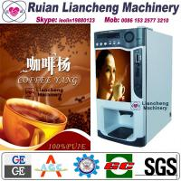 Quality coffee sachet packaging machine Bimetallic raw material 3 in 1 microcomputer Automatic Drip coin operated instant wholesale