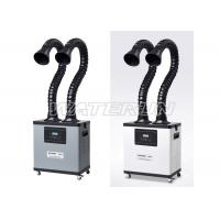 Buy cheap Electric welding smoke benchtop solder fume extractor laser carving product