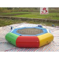 Quality Inflatable Sungear Water Trampoline For Backyard Or Square wholesale