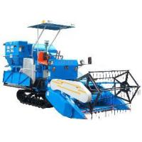 Quality 4LZ-2.0 Rice and Wheat Combine Harvester wholesale