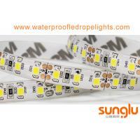 Quality 12W Waterproof RGB LED Light Strips , 24V LED Strip Lights With Silicon Coating wholesale