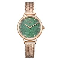 Quality Creative Womens Fashion Watch 3atm Water Resistant With Glitter Dial wholesale
