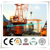 China Shipyard H Beam Welding Line Anti Explosion Marine Wire Platform Crane on sale