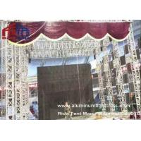 Quality Spigot Dj Truss Stage Light Truss Lightweight 400×600mm Size Long Time Life Span wholesale