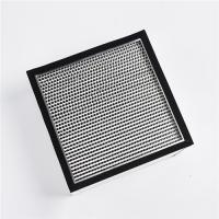 China Chemical Industrial Hepa Air Filters High Strength Oxide Alloy Aluminum Frame on sale