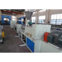 Quality 20-63mm doube die PVC pipe extrusion line wholesale