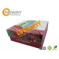 Quality Full Colors Custom Printed Gift Boxes And Glossy Paper Soap Packaging Box wholesale