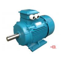 Quality Industrial Low Voltage Electric Motor 200KW / 375KW , Dual Shaft Electric Motor wholesale