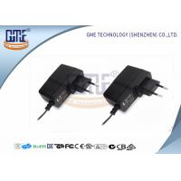 Quality AC DC 12v Constant Current LED Driver Dimmable Black with EU Plug wholesale