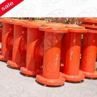 China PE lined carbon steel pipe spool on sale