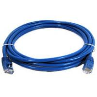 China Cat6 UTP Ethernet patch cord Cable with High Speed For Network Cabinet on sale