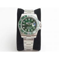 Buy cheap Rolex Submariner 116610LV SS/SS Green VRF Asia 2836 - RSUB003 from wholesalers