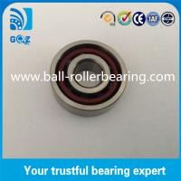 Quality 708C P4 HQ1 Machine Tool Sealed Angular Contact Bearings 15 Degree Contact Angle wholesale