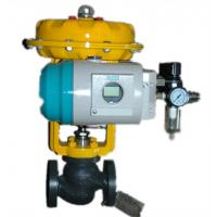 Quality Pneumatic Cage Guided Globe Valve wholesale