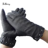 Quality Hot sale deerskin leather gloves wholesale