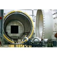 Quality pressure impregnation chemical composite industrial autoclave for wood industry wholesale
