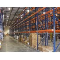 Quality Australia AS4804 Standard Pallet Storage Racks Warehouse Storage Shelves wholesale