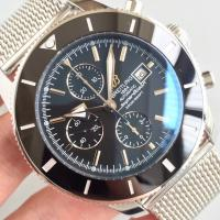 Buy cheap Wholesale Breitling Super Ocean Chronograph 46mm 60 YEARS OF ADVENTURE AND DISCOVERY Ceramic Bezel Watch from wholesalers