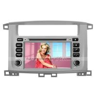 China Toyota Land Cruiser 100 Android Radio DVD Navi with DTV 3G Wifi on sale
