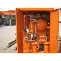 Buy cheap Transformer oil filtering oil recycle oil recovery machine from wholesalers
