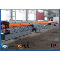 Quality Rolling Shutter Slat Sheet Metal Roll Forming Machines With Automatic Punching / Cutting wholesale
