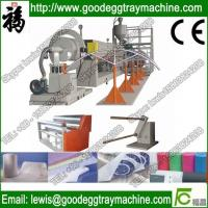 Quality EPE foam stretch film processing machine wholesale