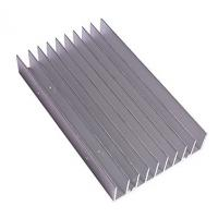 Quality Chromaking Heat Sink Aluminum Extrusion Profiles With 6063-T5 Alloy wholesale