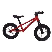 China 12  14  Aluminum  Alloy Red Kids Balance Bike Baby Push Bike  No Pedals  for 2-8 Years Old on sale