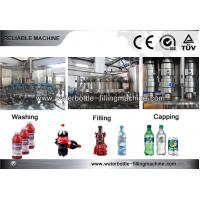Quality Plastic Bottle CSD Filling Machine wholesale
