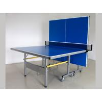 China Professinal Outdoor Folding Table Tennis Table Waterproof / Ultraviolet Proof on sale