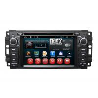 Quality Chrysler Aspen Sebring Cirrus 300C Car GPS Navigation System Android DVD Play Canbus wholesale