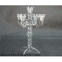 Quality CH (8) acrylic candlestick holder wholesale