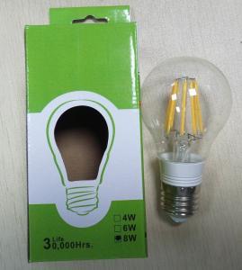Quality High Brightness 240V Dimmable LED Light Bulbs 8 Watt 800lm wholesale