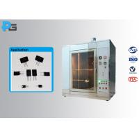 China Needle Flame Tester Safety Test Equipment IEC60695-2-2 220V 50Hz Power Supply on sale