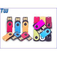 China Coloful Slim Mini Twister Usb 64 GB Flash Drive Key Chain for Gifts on sale