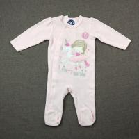 Quality Fashion Cute Infant Clothing Sets , Baby Boys / Girls Fleece Onesie wholesale