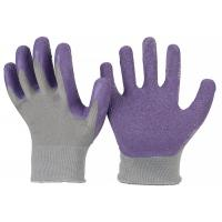 Quality 13 Gauge Latex Coated Work Gloves Crinkle Finish , Thermal Latex Coated Gloves wholesale