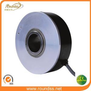 Quality 100mm Hollow Shaft Incremental Rotary Encoder  / General Type Optical Sensor wholesale