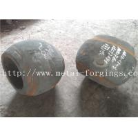 Quality F60 Duplex Stainless Steel Ball Valve Forging Rough Machined Custom Forgings wholesale