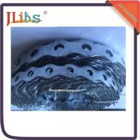 Quality Stamping Metal Fixing Band Rounded , Customized Stamping Parts wholesale